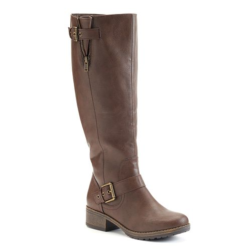 SO® Women's Harness Riding Boots