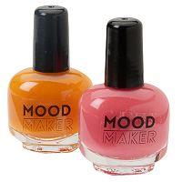 Mood Maker Color-Changing Nail Polish