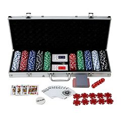 Hathaway Monte Carlo 500 pc Poker Set
