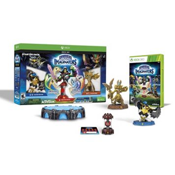 Skylanders Imaginators Starter Pack for Xbox 360