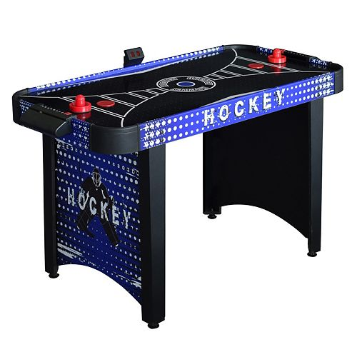 Hathaway Predator 4 Ft Air Hockey Table