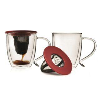 Primula 2-pc. Insulated Coffee Mug Set