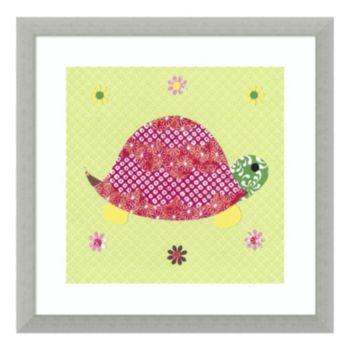 Tortoise Framed Wall Art