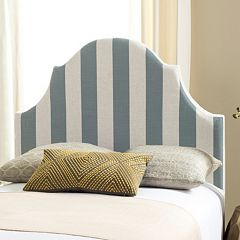 Safavieh Hallmar Striped Headboard