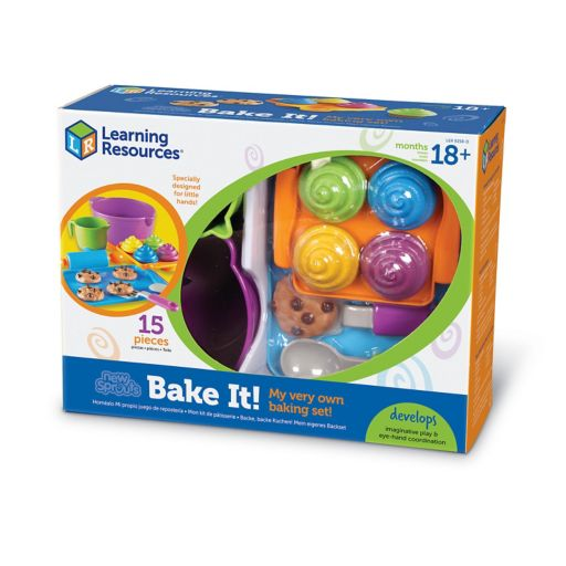Learning Resources New Sprouts Bake It! Set