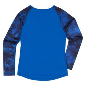 Girls 4-6x New Balance Performance Abstract Tee
