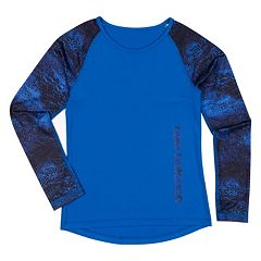 Girls 4-6x New Balance Performance Abstract Tee by