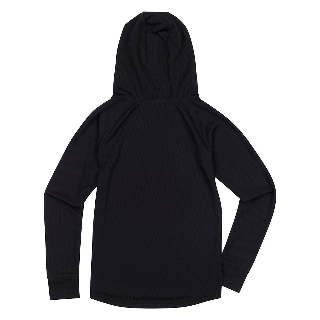 Girls 4-6x New Balance Performance Lightweight Hoodie