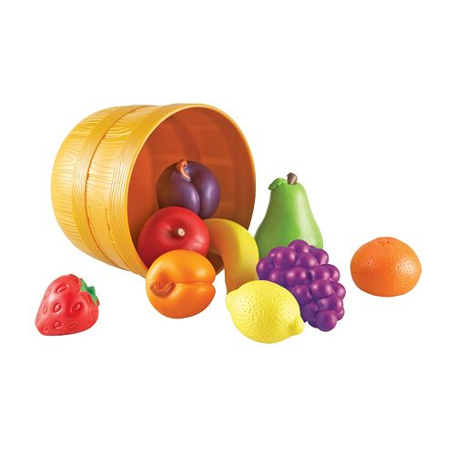 Learning Resources New Sprouts Bushel of Fruit Set