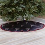 Atlanta Falcons Christmas Tree Skirt