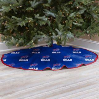 Buffalo Bills Christmas Tree Skirt