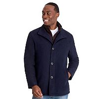 Men's Towne Wool-Blend Car Coat