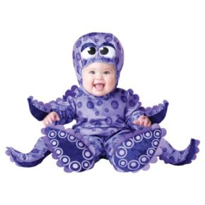 Baby Tiny Tentacles Octopus Costume