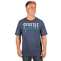 Men's Majestic Seattle Mariners Roll with the Punches Tee