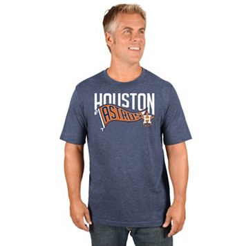 Men's Majestic Houston Astros Roll with the Punches Tee