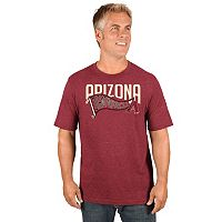 Men's Majestic Arizona Diamondbacks Roll with the Punches Tee