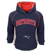 Toddler New England Patriots Fan Fleece Hoodie