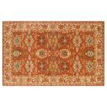 Safavieh Heritage Bergen Framed Floral Wool Rug