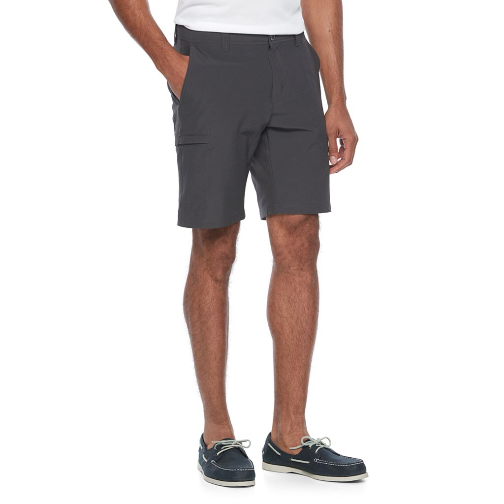 Men's Columbia Omni-Shade Palmer Park Performance Cargo Shorts
