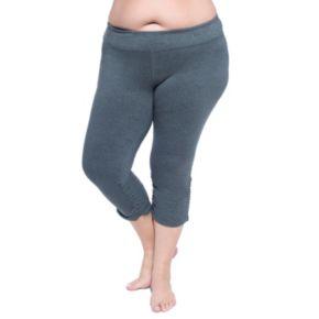 Plus Size Soybu Allegro Capri Yoga Leggings