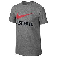 Boys 8-20 Nike Just Do It Swoosh Graphic Tee