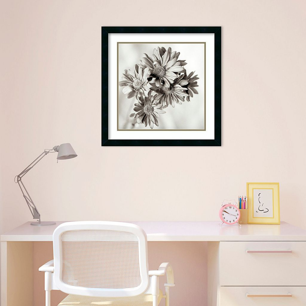 Florison #40 Daisies Framed Wall Art