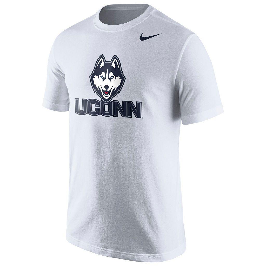 Men's Nike UConn Huskies Logo Tee