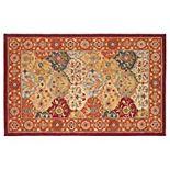 Safavieh Heritage Reine Framed Floral Wool Rug
