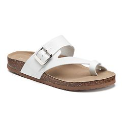 madden NYC Blakelyy Women's Footbed Sandals