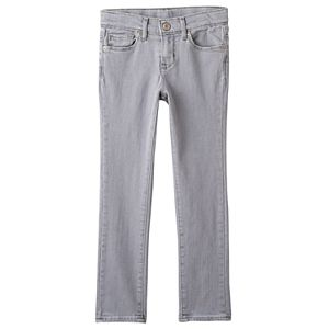Girls 4-10 SONOMA Goods for Life™ Gray Skinny Jeans