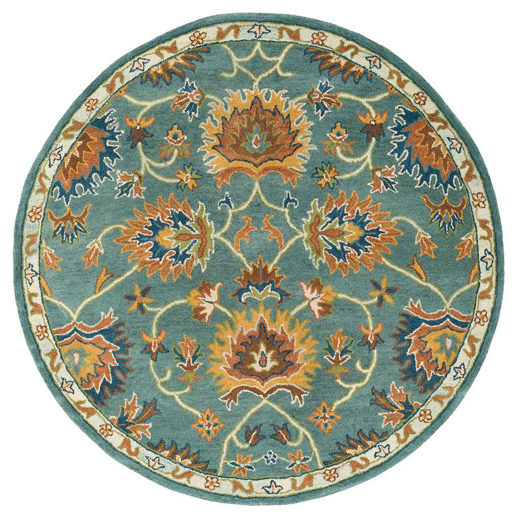 Safavieh Heritage Krakow Framed Floral Wool Rug