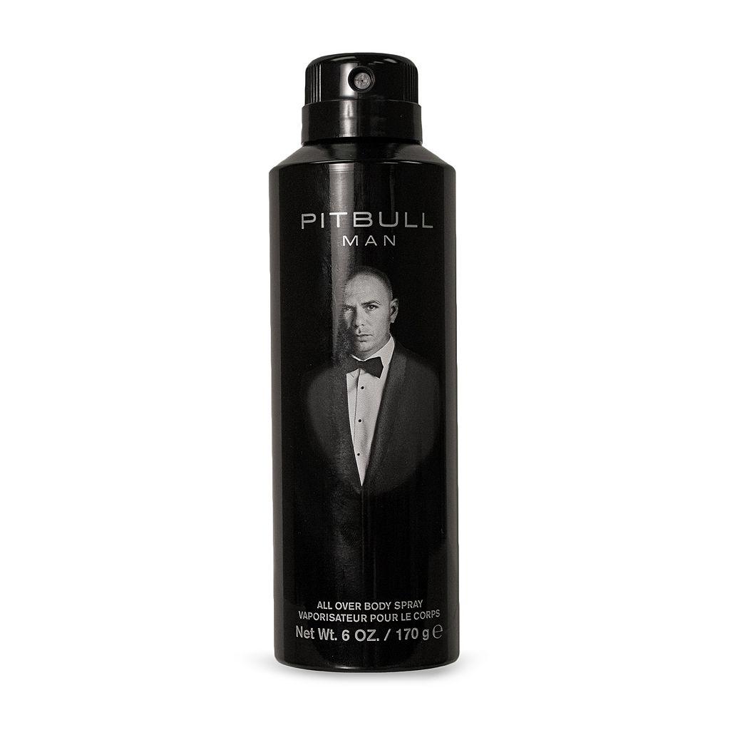 Pitbull Man by Pitbull Men's Body Spray