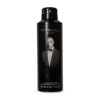 Pitbull Man by Pitbull Men's Body Spray