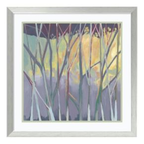 Tangled Twilight II Framed Wall Art