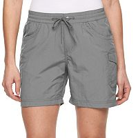 Women's Columbia Amberley Stream Cargo Shorts