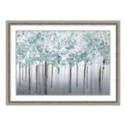 Into The Woods Framed Wall Art