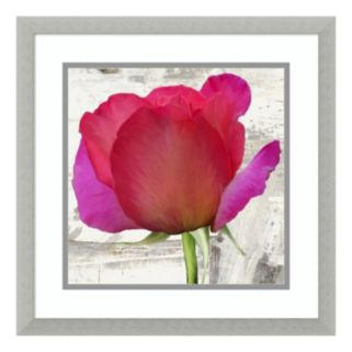 Spring Roses II Framed Wall Art