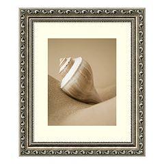 Mythic Beach V Shell Framed Wall Art