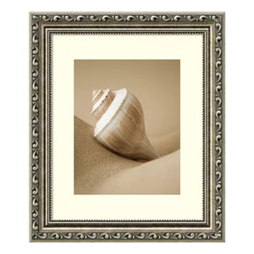 Mythic Beach V Shell Framed Wall Art