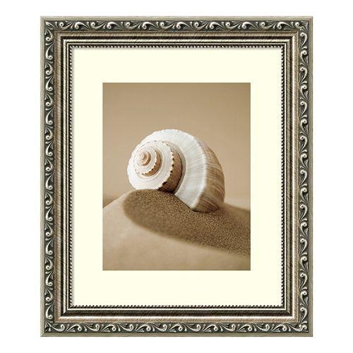 Mythic Beach VI Shell Framed Wall Art