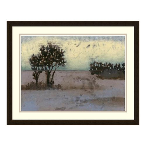 Rustic Meadow I Framed Wall Art