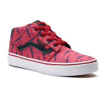 Vans Chapman Mid Digi Rex Kids' Skate Shoes