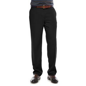 Big & Tall Grand Slam Ultimate Performance Flat-Front Pants