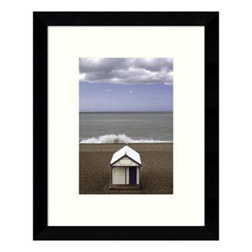 The Seagull Beach Framed Wall Art