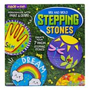 Made by Me Mix & Mold Stepping Stone Kit