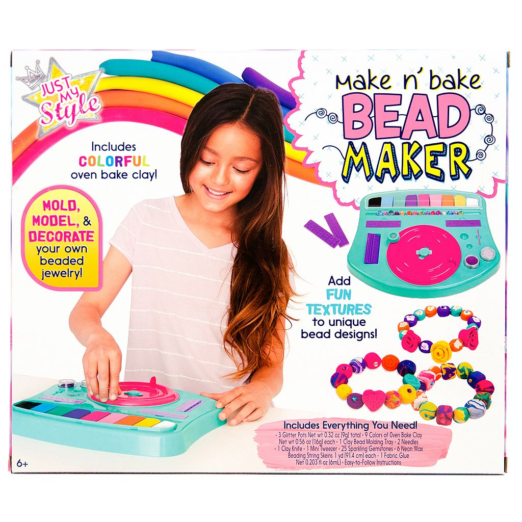 Just My Style Make N' Bake Bead Maker