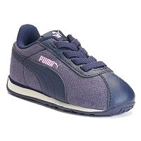 PUMA Turin Denim AC Toddler Girls' Shoes