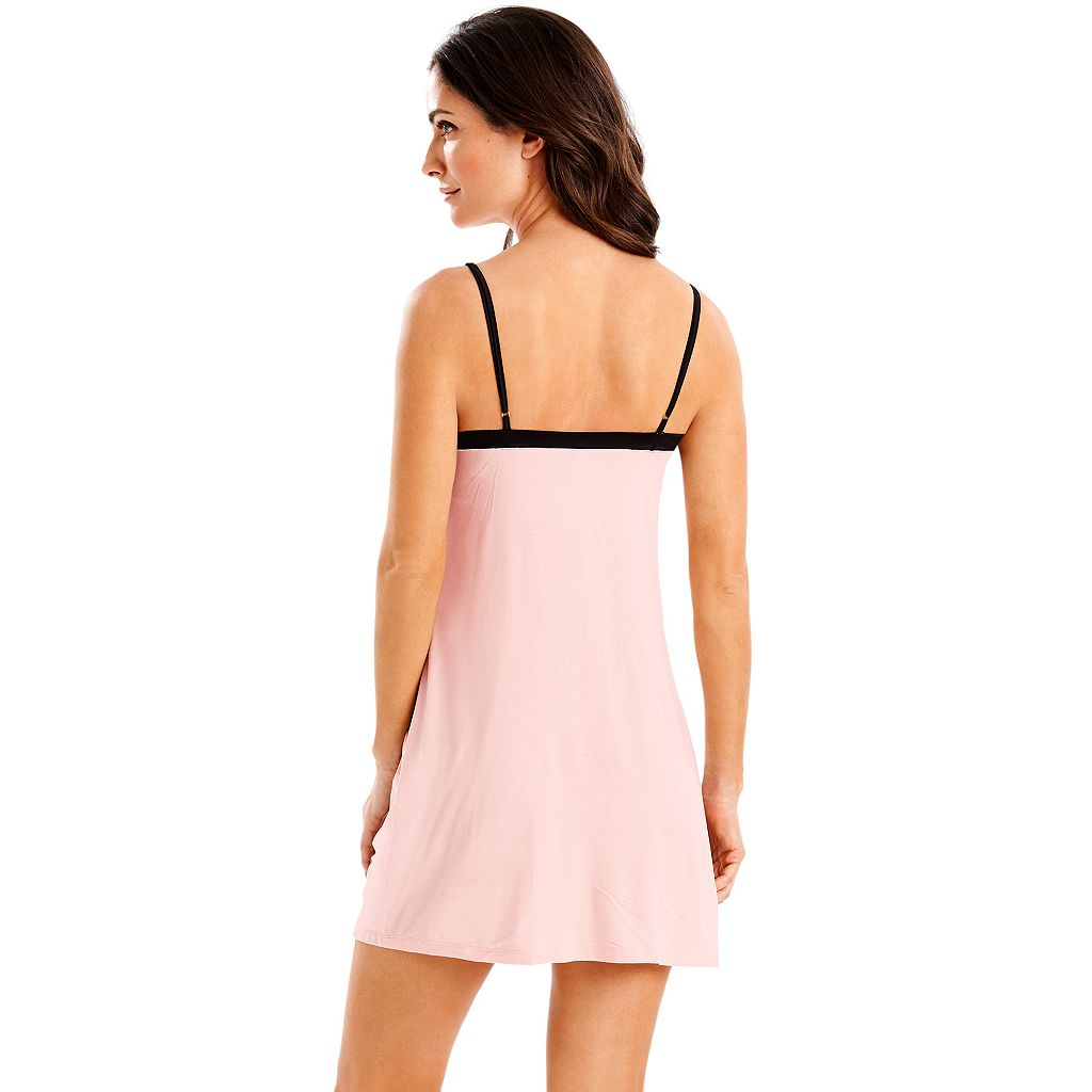 Women's Maidenform Satin Trim Chemise