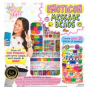 Just My Style Emoticon Message Beads
