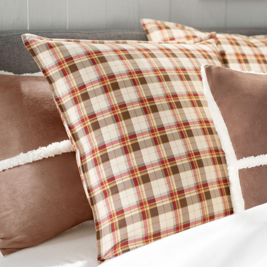 duds sherpa comforter set
